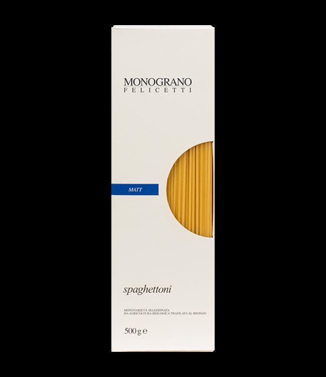 Felicetti Monograno MATT NR 107 Spaghettoni 500 GR