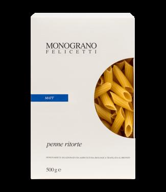 Felicetti Monograno MATT NR 170 Penne Ritorte 500 GR