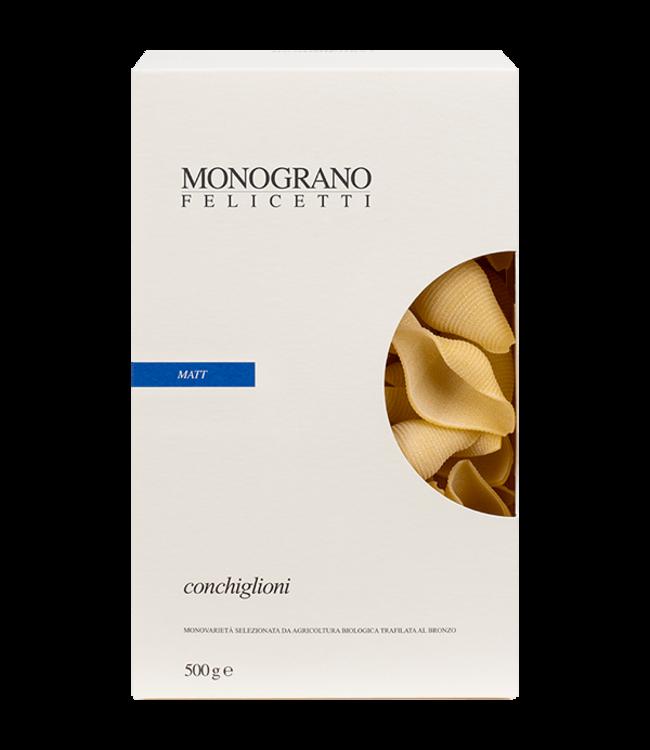 Felicetti Monograno MATT NR 189 Conchiglioni 500 GR