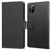 thumb-Just in Case Apple iPhone 11 Pro Wallet Case (Black)-1