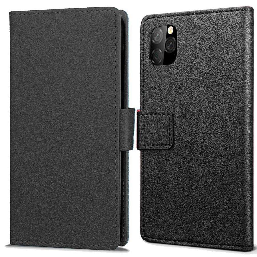 Just in Case Apple iPhone 11 Pro Wallet Case (Black)-1