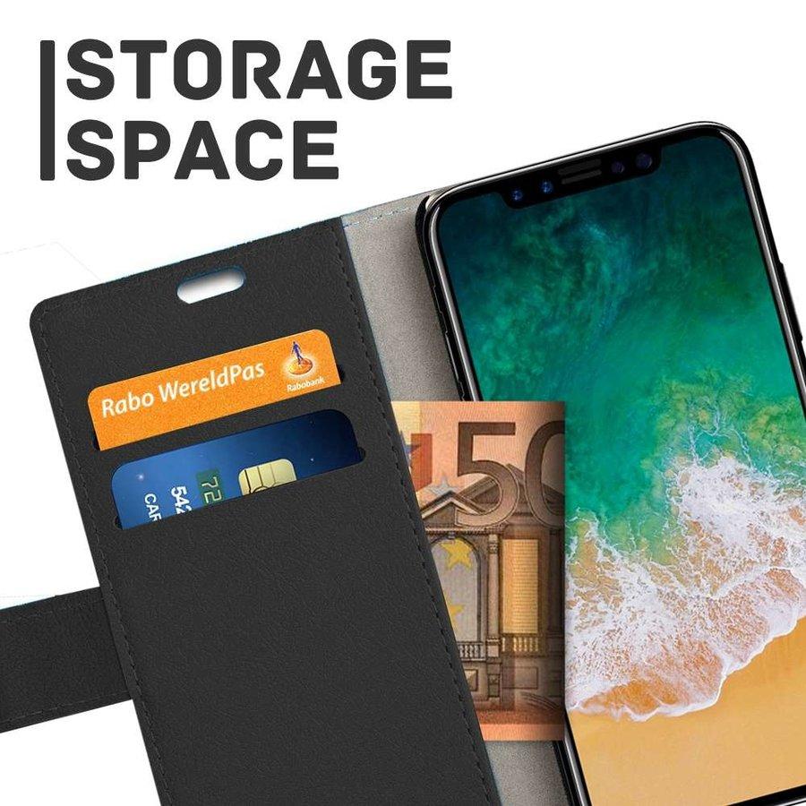 Just in Case Apple iPhone 11 Pro Wallet Case (Black)-3
