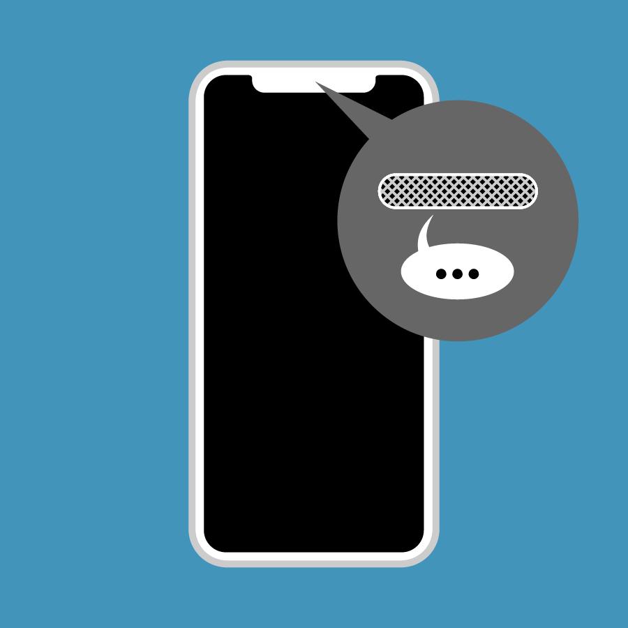 iPhone 11 Pro – Oorluidspreker reparatie-1