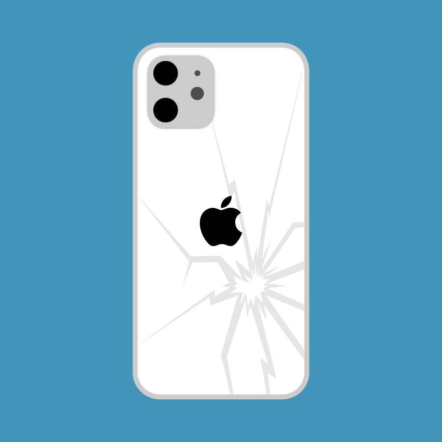 iPhone 11 – Achterkant reparatie-1