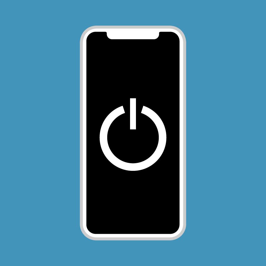 iPhone XS Max – Aan-/uitschakelaar reparatie-1