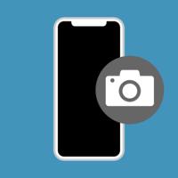 iPhone XS Max – Camera voorzijde reparatie
