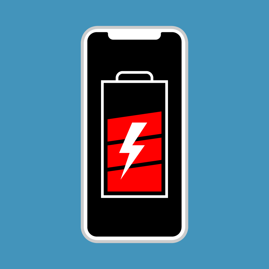 iPhone XS – Accu reparatie-1