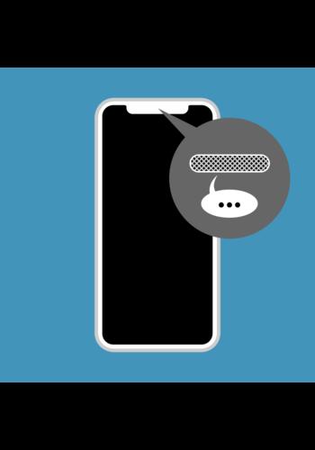 Apple iPhone XS – Oorluidspreker reparatie