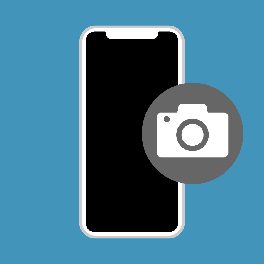 iPhone XR – Camera voorzijde reparatie-1