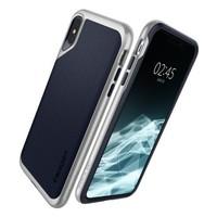 thumb-iPhone XS Max - Spigen  Neo Hybrid (zilver)-2