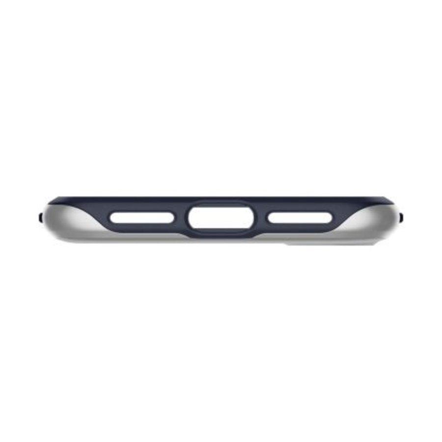 iPhone XS Max - Spigen  Neo Hybrid (zilver)-8