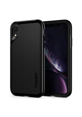 Apple iPhone XS -Spigen  Neo Hybrid (zwart)