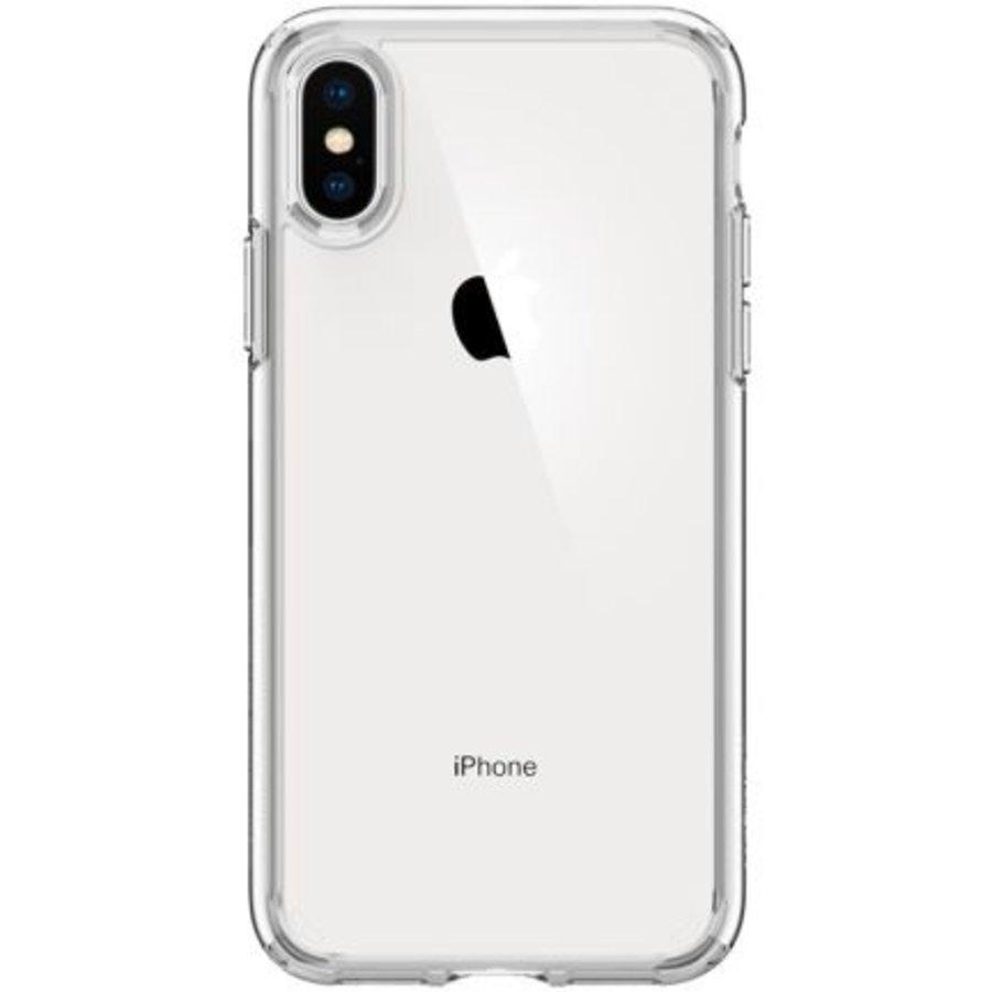 iPhone XS Max -  Spigen Ultra Hybrid (crystal clear)-5