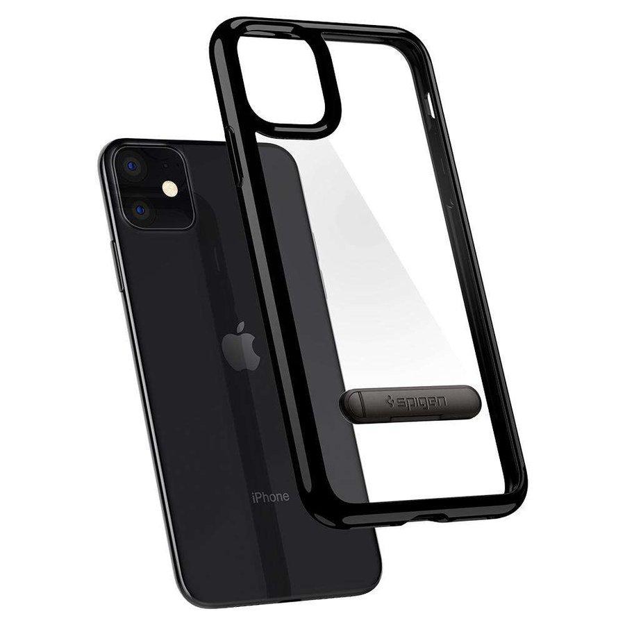 iPhone 11 Pro - Spigen Ultra Hybrid (zwart)-2