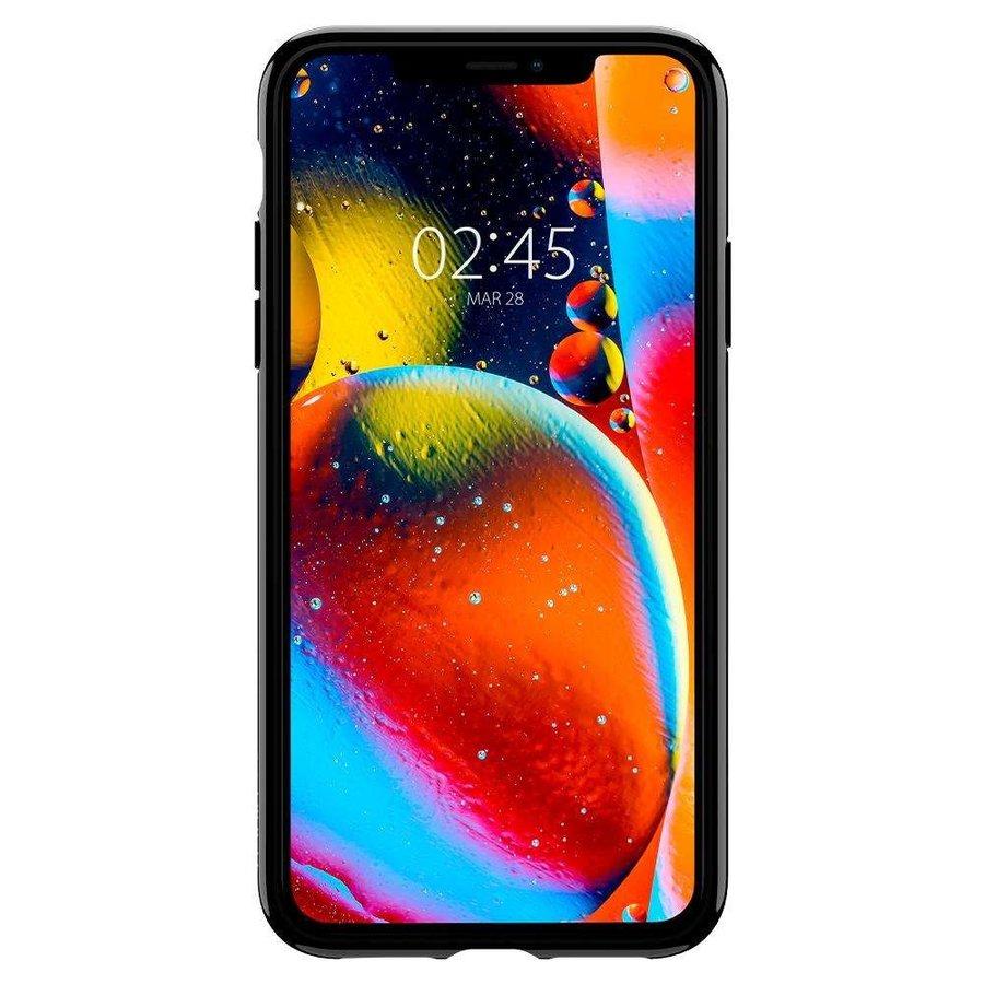 iPhone 11 Pro - Spigen Ultra Hybrid (zwart)-5