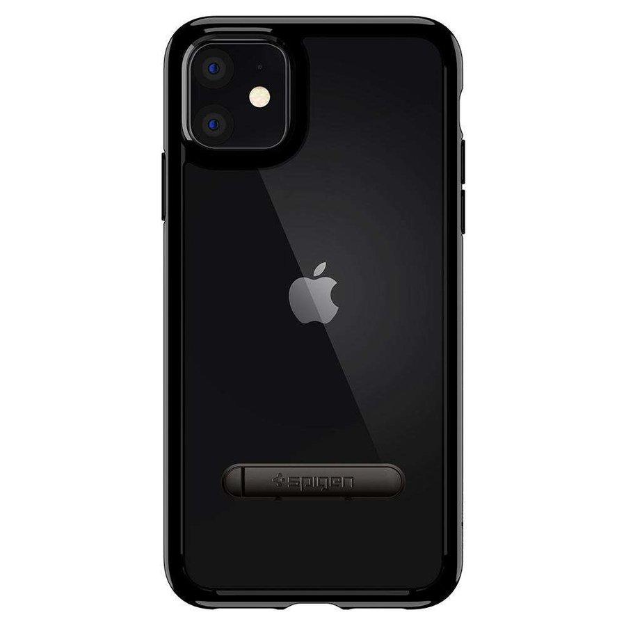 iPhone 11 Pro - Spigen Ultra Hybrid (zwart)-6