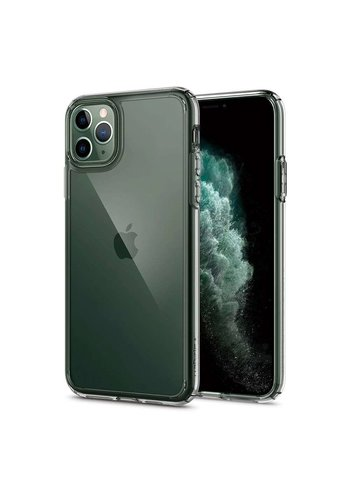 Apple iPhone 11 Pro - Spigen Ultra Hybrid (crystal clear)