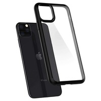 thumb-iPhone 11 Pro - Spigen Ultra Hybrid (matt zwart)-3