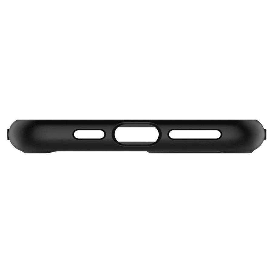 iPhone 11 Pro - Spigen Ultra Hybrid (matt zwart)-7