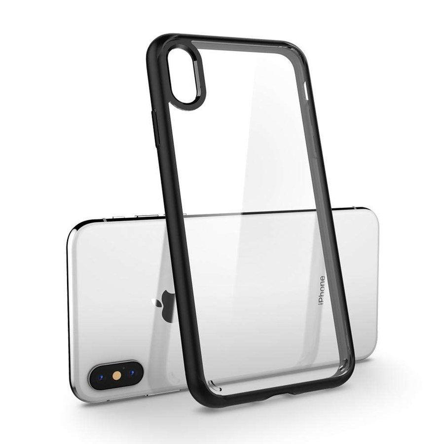 iPhone XS Max  - Ultra Hybrid (matt zwart)-2