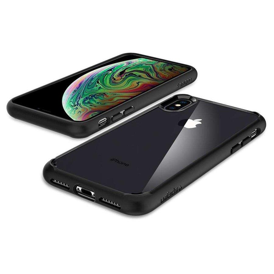 iPhone XS Max  - Ultra Hybrid (matt zwart)-3