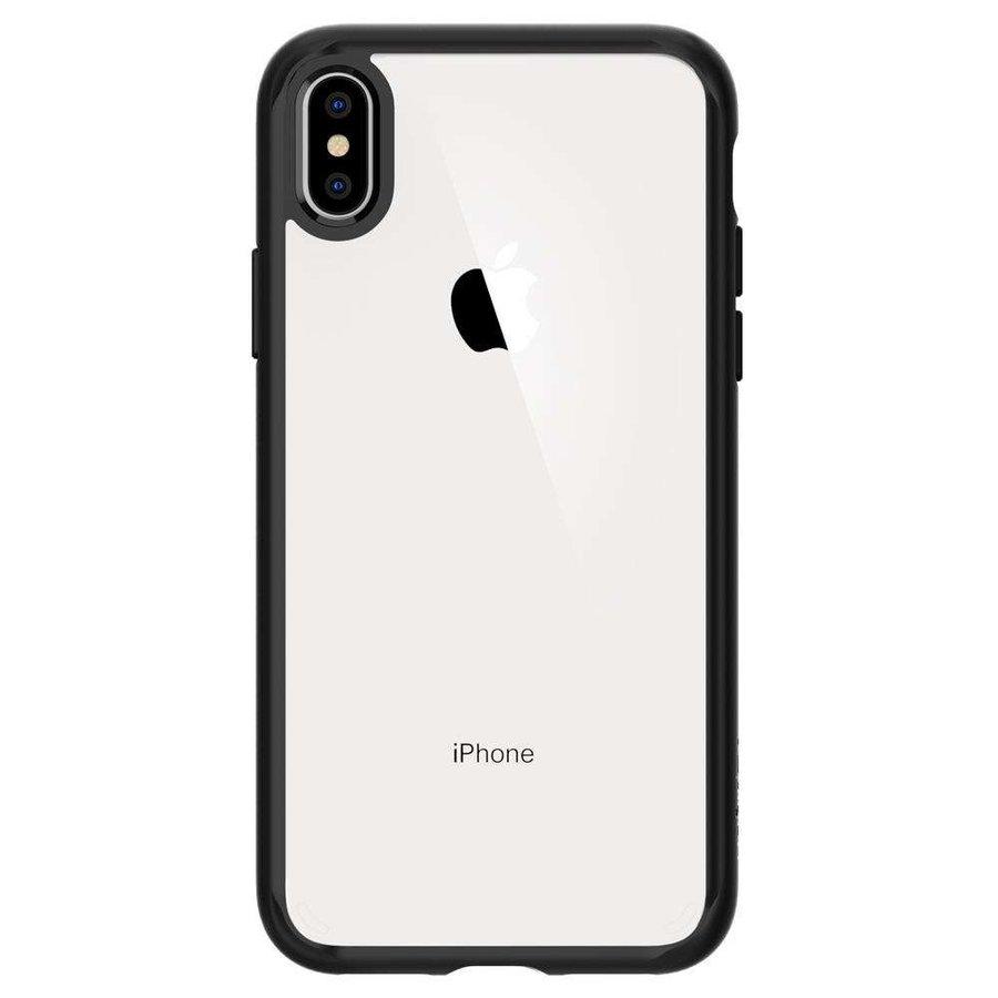 iPhone XS Max  - Ultra Hybrid (matt zwart)-4