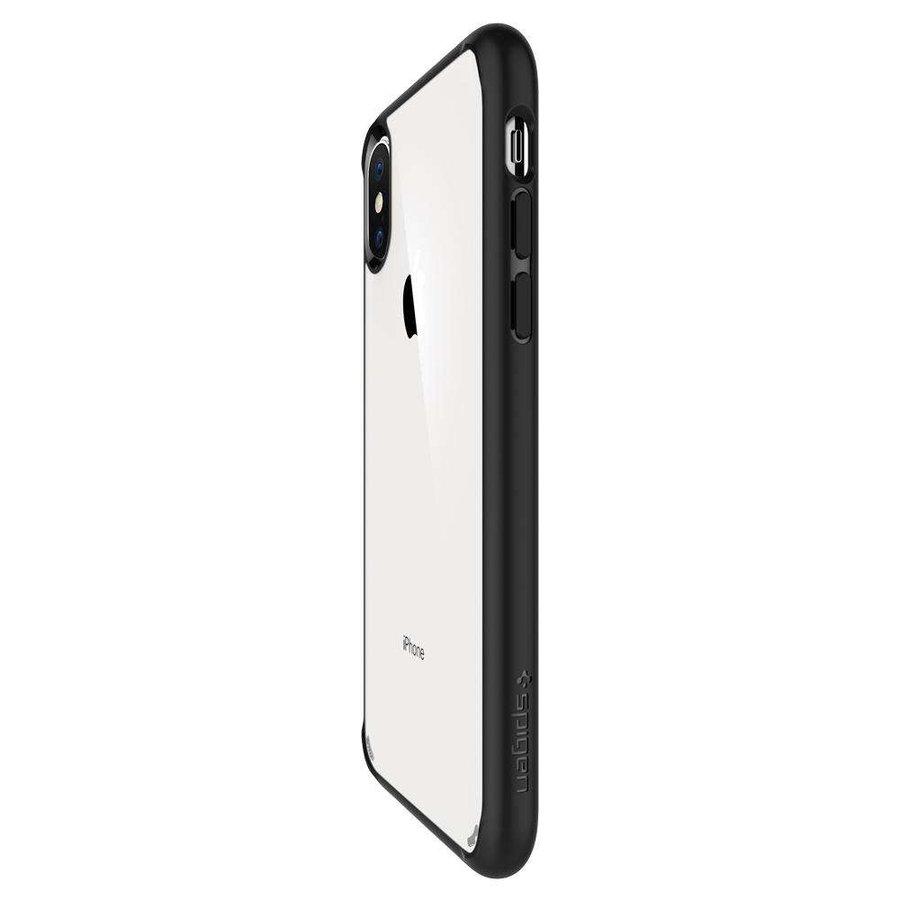 iPhone XS Max  - Ultra Hybrid (matt zwart)-5