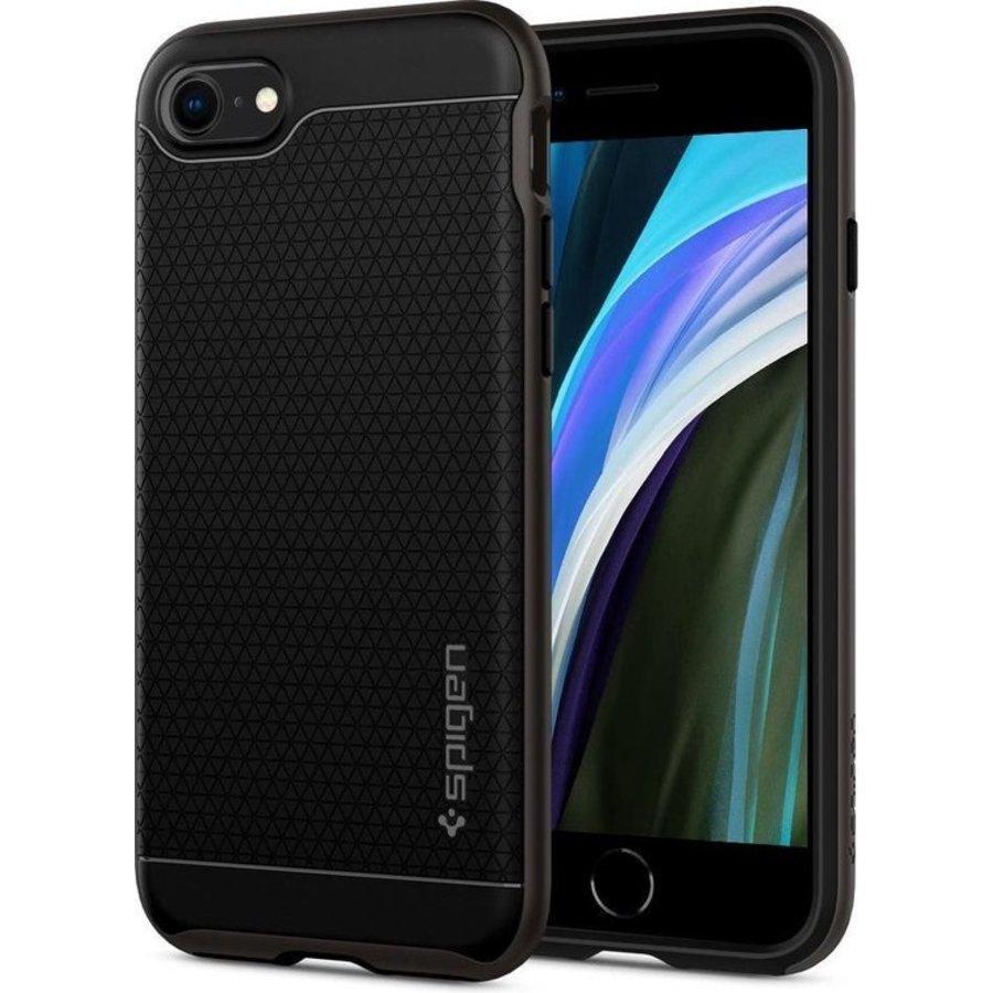 iPhone 8/7 - Spigen Neo Hybrid (gunmetal)-1