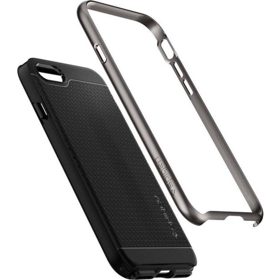 iPhone 8/7 - Spigen Neo Hybrid (gunmetal)-2