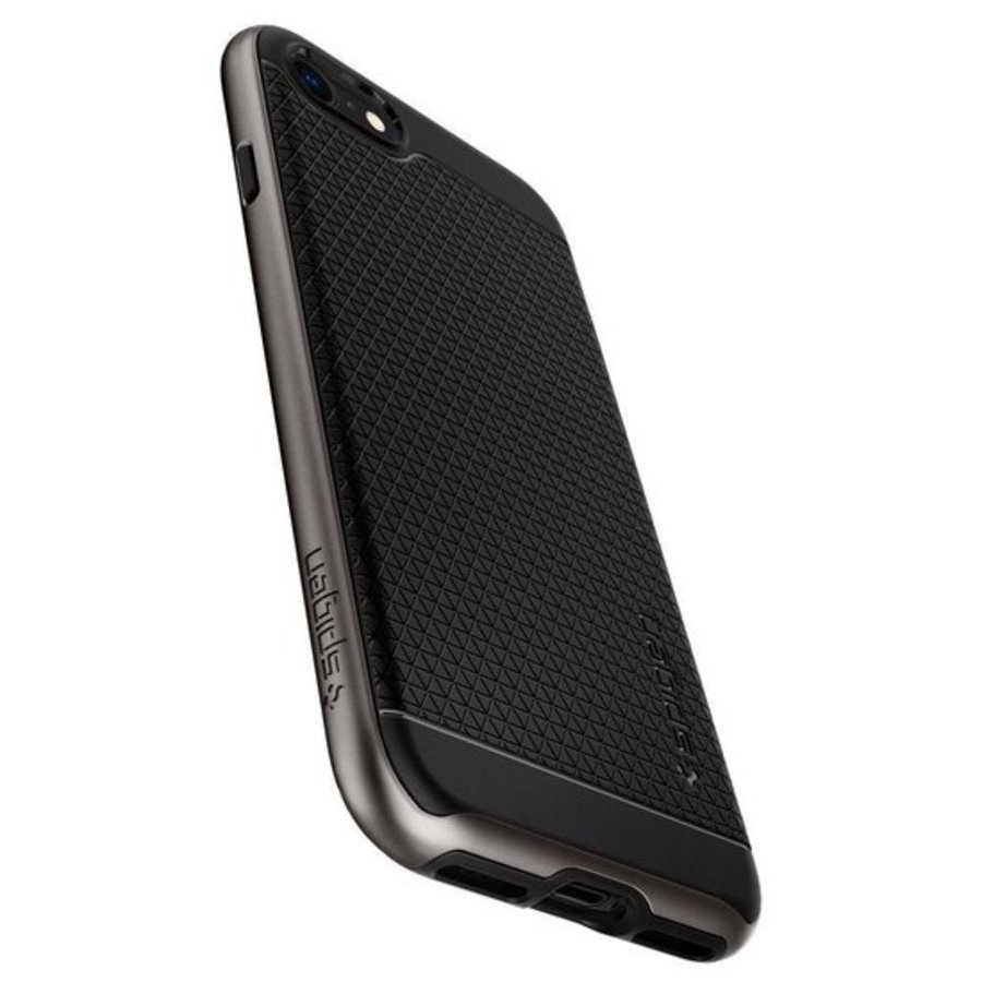 iPhone 8/7 - Spigen Neo Hybrid (gunmetal)-3