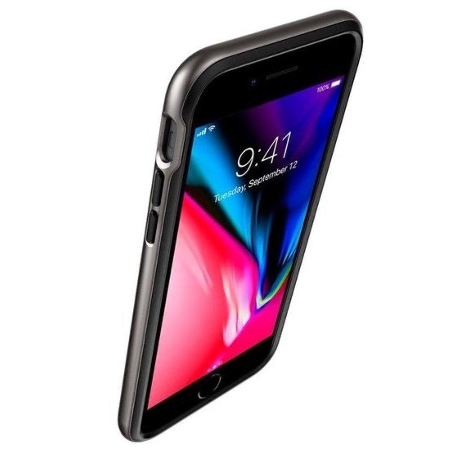 iPhone 8/7 - Spigen Neo Hybrid (gunmetal)-5