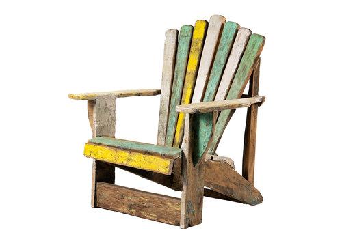 JoJo Living Recycled Teakhouten Relax Tuinstoel