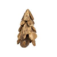 Teakhouten Kerstboom