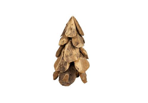 JoJo Living Teakhouten Kerstboom