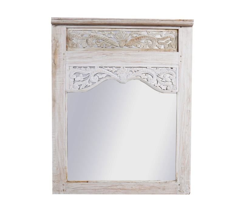 Whitewash Spiegel