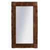 JoJo Living Geblokte Teakhouten Spiegel 160 cm