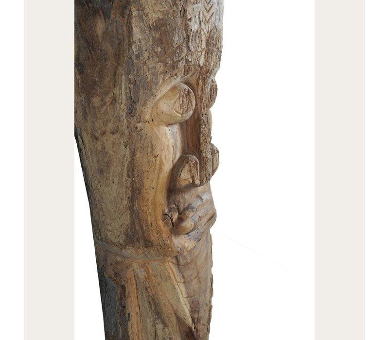 Antiek Beeld Patu Lesung