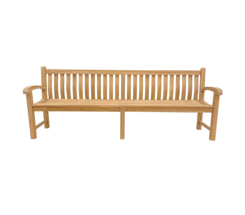Teakhouten Park Bench