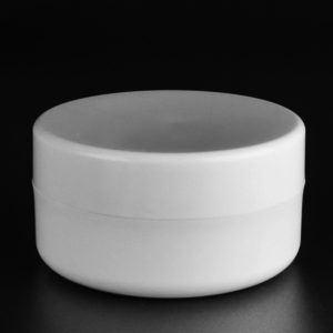 Softline  diameter 90 plastic jar 200 ml Softline diam 90 mm