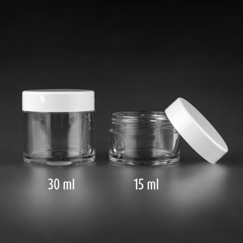 MonoLux Translucent jar - MonoLux 15 ml