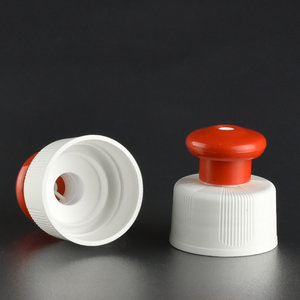 Schroefdoppen / Closures  Push Pull - Bouchon -  DIN 28/410