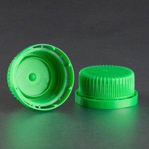 Schroefdoppen / Closures  DIN 40 - groen