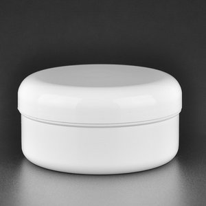 Standard Serie  100 ml plastic cosmetic jar