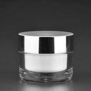 Luxury  Luxan Aphrodite DuoLux 50 ml  - Heisspragung Maxi Deckel