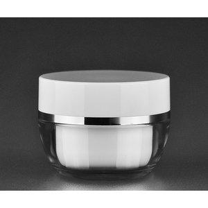 Luxan Serie 30 ml Luxan Cleopatra + DuoLux deksel