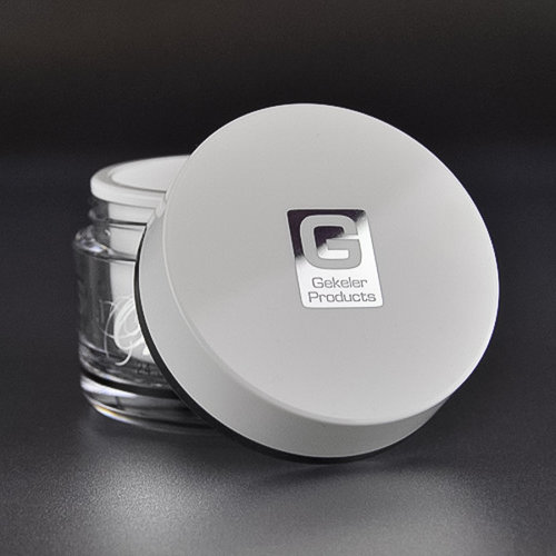option Metallic logo foliedruk op het deksel (enkel bovenzijde)
