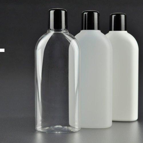 Flessen in HDPE en PETG
