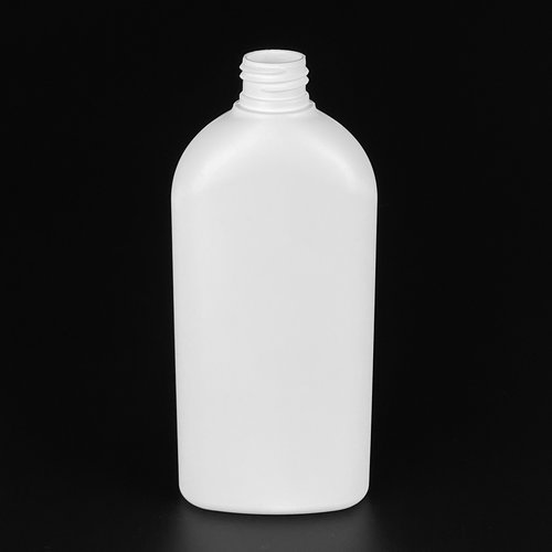 option 500 ml PEHD bottle  - OVAL