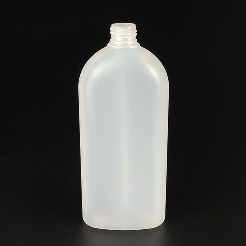 option 500 ml PEHD Flasche - OVAL - 24.410