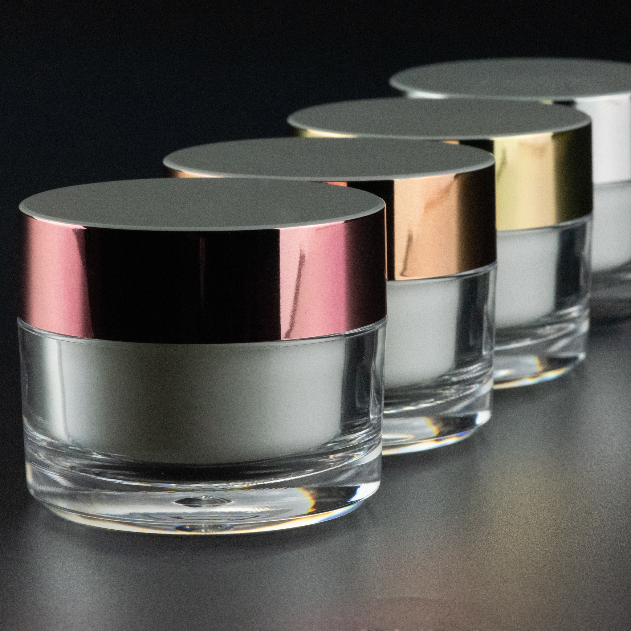 Luxury decoration cosmetic packaging